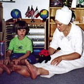 Children's Yoga with Sat Rattan Kaur
