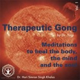 Therapeutic Gong CD